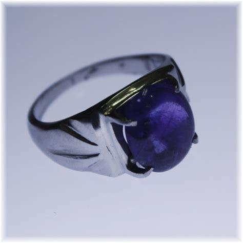Batu Kecubung Unik batu akik borneo ungu yang unik