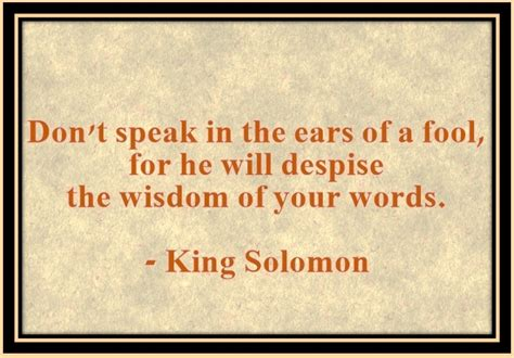 on quot harker the book of solomon quot king solomon quote give