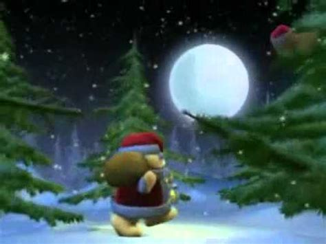 friends bear  merry christmasmp youtube