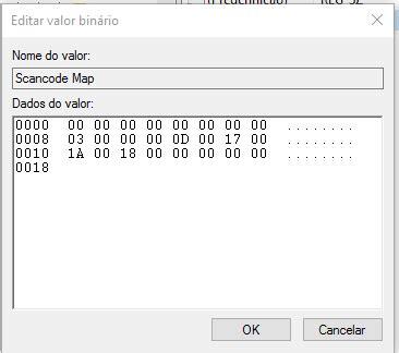 keyboard layout hkey local machine windows 10 laptop ignoring scancode map super user