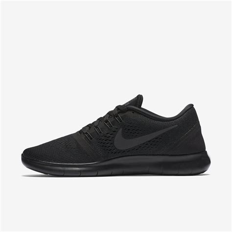 black nike shoes nike free run 3 academy