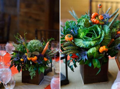22 best vegetable centerpieces images on