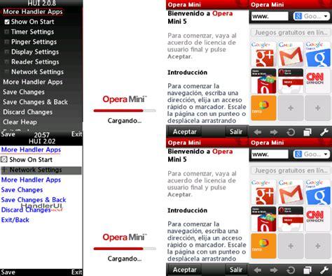 tutorial internet gratis opera mini opera mini 5 handler 202 208 internet gratis telcel perfil