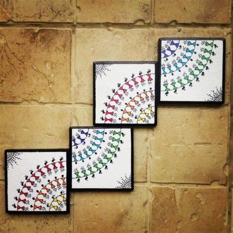painting free play 8 best images about wall hangings with warli on