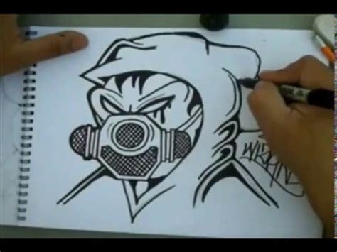 Ecer Collagen Spray how to draw gas mask graffiti character by my wizard