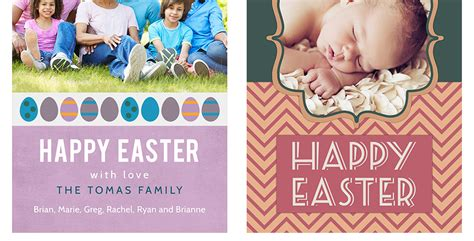 Easter Card Templates For Photoshop by Easter Card Template Set Photobacks