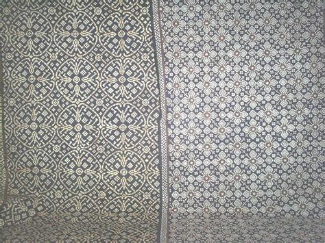 design by imitation adalah batik nitik batik nitik is very special its design is the