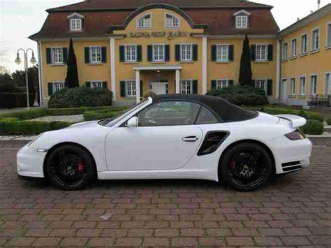 Porsche 997 Turbo Technische Daten by Porsche 911 997 Turbo Cabrio Ez 11 2007 353 Kw Porsche