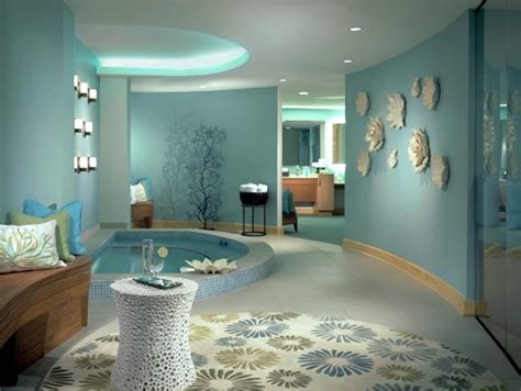spa room spa lounge hospitality interior design of one