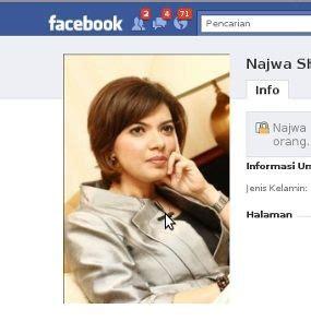 detik najwa najwa shihab dicatut di facebook untuk cari sumbangan
