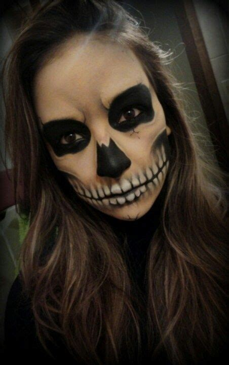 Makeup Sk Ll scary skeleton makeup