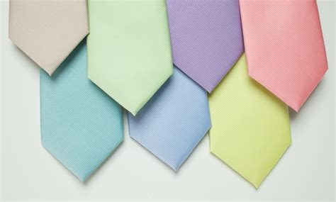 tie color summer necktie collections for 2014