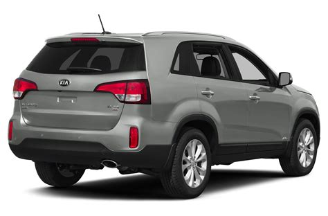 The New Kia Sorento 2015 Kia Sorento Price Photos Reviews Features