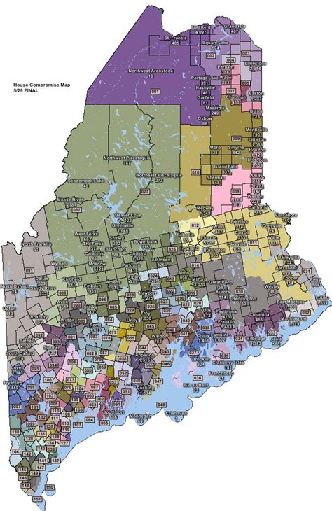 senate districts map apportionment committee unanimously approves redistricting