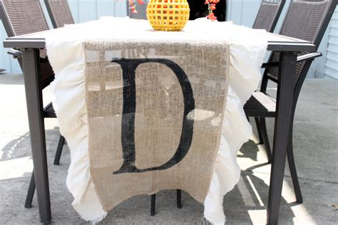 diy burlap aisle runner the country chic cottage