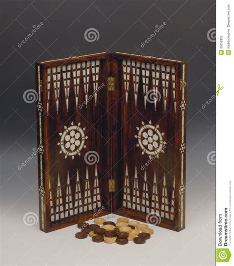 Backgammon Handmade - handmade backgammon royalty free stock photo image 25252825