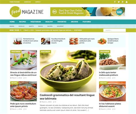 cuisine magazine how to hide gray image placeholders in your theme
