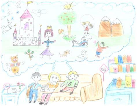 imagenes de la familia leyendo 7o concurso nacional de dibujo infantil d 237 a de la familia
