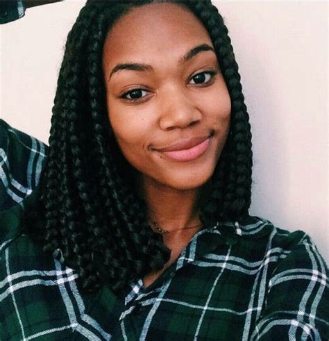 jumbo box braids short hairstyle 2013 91 best images about short box braids on pinterest