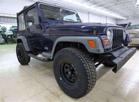 1997 jeep wrangler transmission problems 1997 used jeep wrangler 2dr se at luxury automax serving