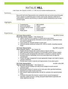 professional resume exles formats and cover letter