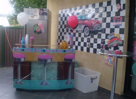 grease theme decorations best 25 grease theme ideas on grease