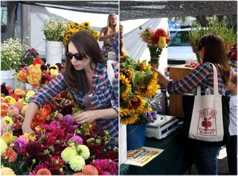 farmers market flowers glitter guide