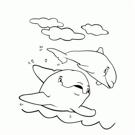 dibujar delfines dibujos para pintar galer 237 a de im 225 genes dibujos infantiles de delfines para