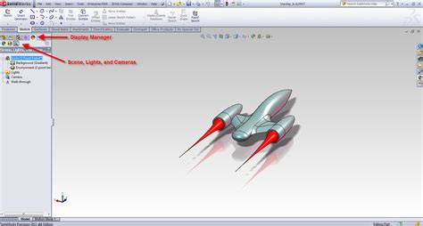 tutorial solidworks floxpress photoview 360 solidworks 2015 fissure