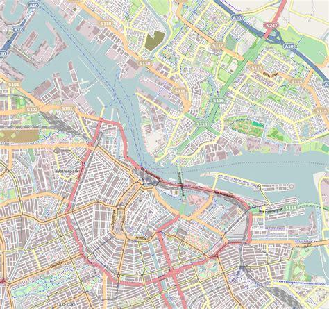 Amsterdam Museums Map Amsterdam Museum Wikiwand