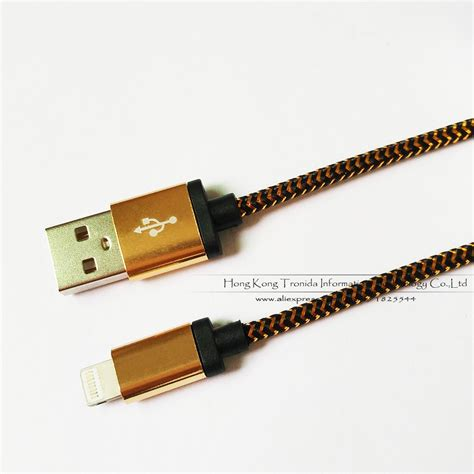 Kabel Data Gold Cable Usb To Micro Golden Hp Smartphone Ponsel Cas kabel micro usb braided emas 1 meter golden