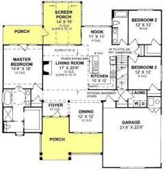 Handicapped House Plans by 655885 Traditional Farmhouse 3 Bedroom 2 Bath With