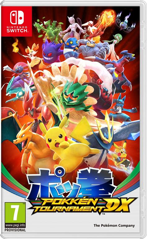 pokken tournament dx announced for nintendo switch ign