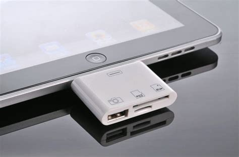 3 in 1 ipad camera connection kit is here
