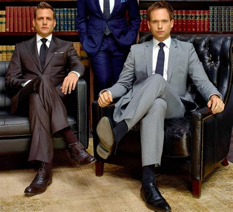 9 suits harvey specter style tips