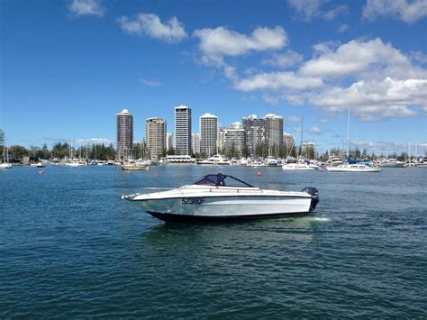 speed boat gold coast 20 ft speedboat gold coast charter boats queensland