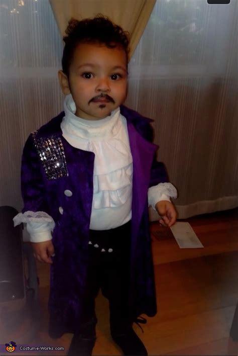 purple rain prince baby costume