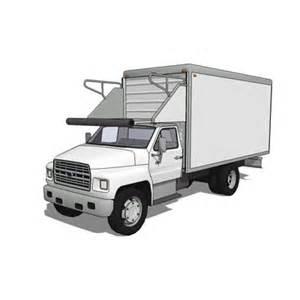 ford airport catering truck 3d model formfonts 3d models