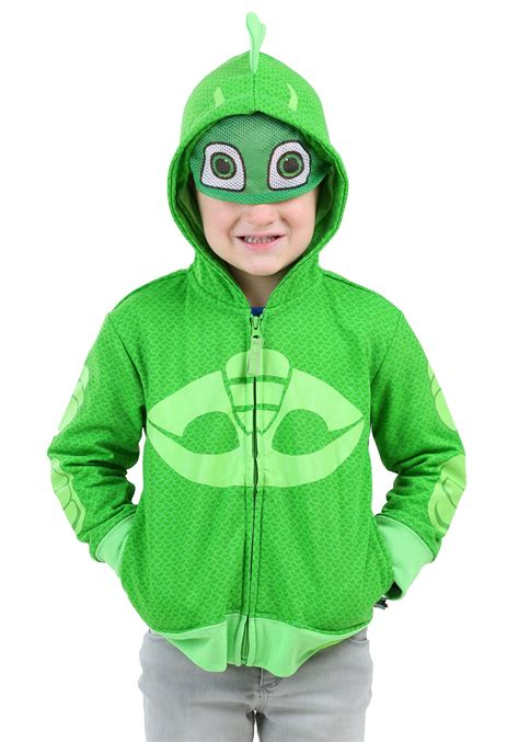 Home Decorations For Sale by Gekko Toddler Boy Costume Hooded Sweatshirt From Pj Masks