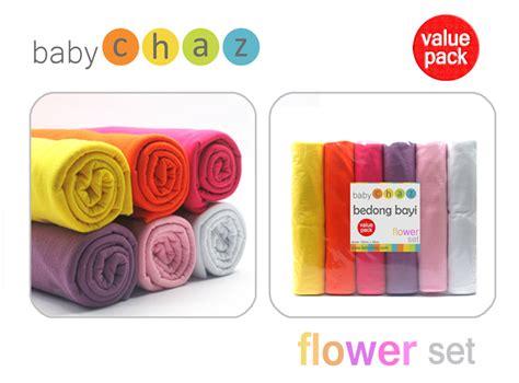 1 Pak Isi 6 Pcs Gelas Bunga Blossoms bedong bayi babychaz value pack isi 6 perlengkapan bayi dan balita ibu dan menyusui