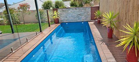inground lap pool fiberglass pools plunge pools lap pools swimming