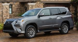 Lexus Gx 460 Luxury The 2016 Lexus Gx 460 Blends Performance And Luxury The