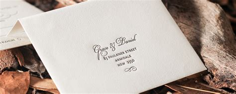 grace classic and wedding invitation design by deciduous press