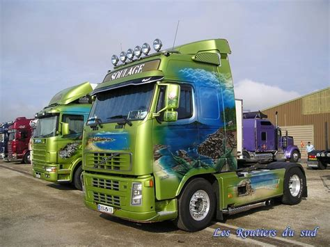big volvo pin by oli 28923 on custom and personalised truck in the