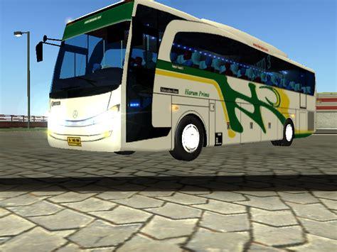 mod bus game haulin 18woshaulin indonesia mod bus v1 0 by raka haulin