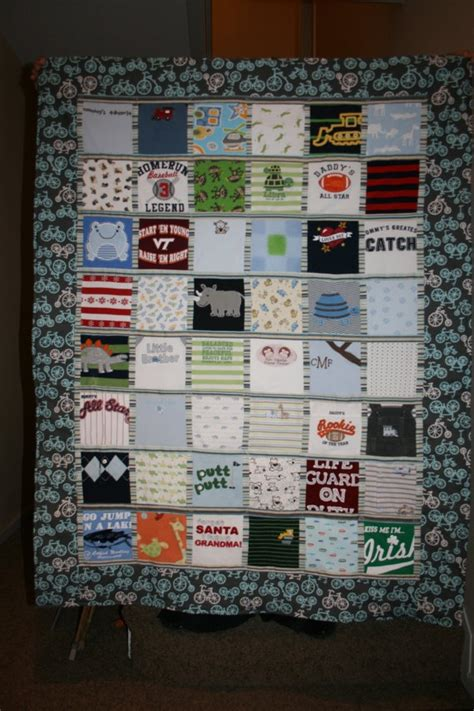 Size Quilts For Boys by 48 Crib Size Baby Clothes Quilt Boy Baby Clothes Baby