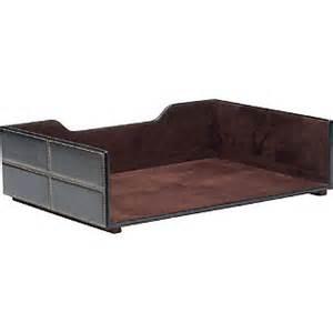 Faux Leather Desk Accessories Staples 174 Mission Faux Leather Desk Accessories Letter Tray