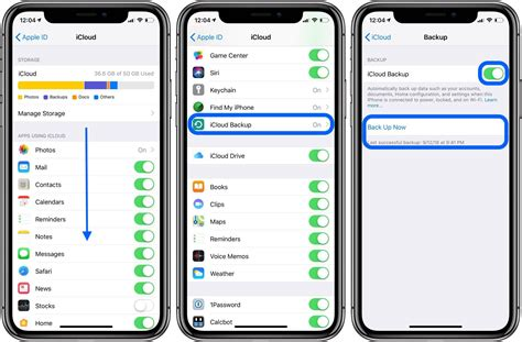iphone backup how to back up iphone and with or without icloud 9to5mac