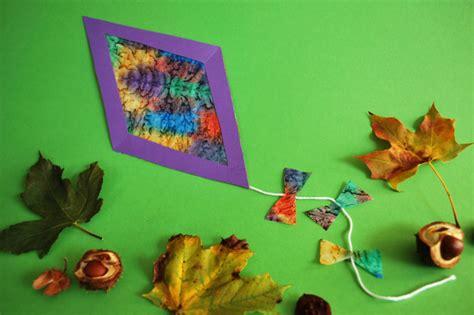 Herbstdeko Basteln Für Fenster Drachen by Drachen Aus Papier Kinderspiele Welt De