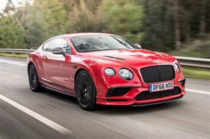 Bentley Gt Sport 2017 Bentley Continental Gt Supersports Review Autocar